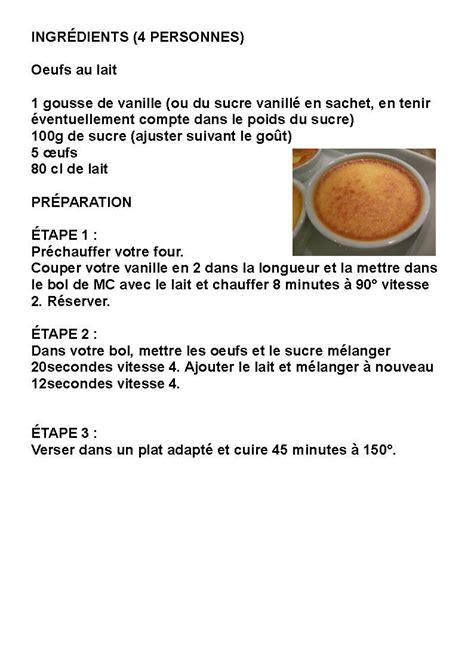 telecharger recette cuisine gratuit recette en format pdf