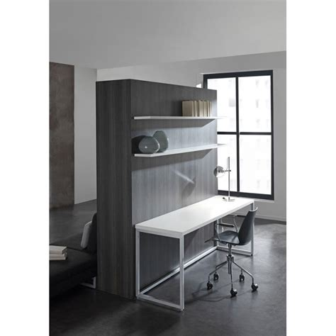 canape design destockage ensemble lit rabattable canapé bureau loft monobloc gain