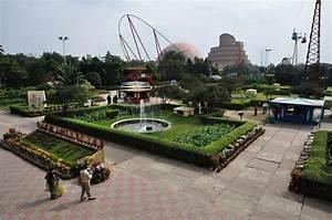 Greenery inside Science City - Kolkata   Veethi