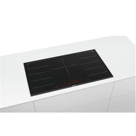 bosch induction cooktop bosch pxv975dc1e 90cm series 8 black ceramic glass