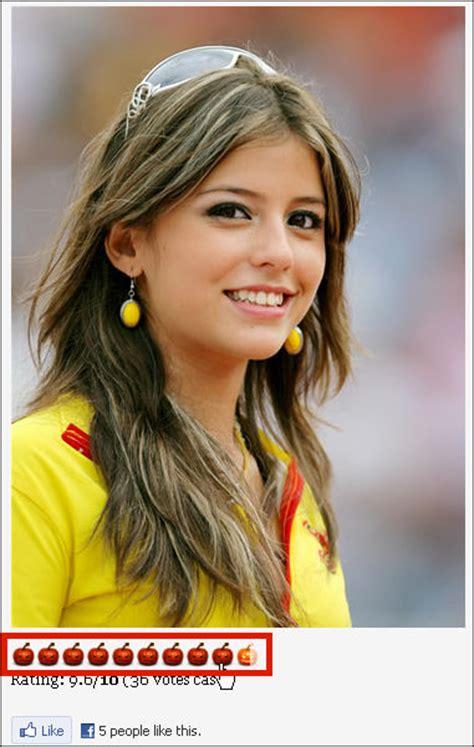 ワールドカップの美女画像をランキングしたサイト「sexy girls in worldcup 2010 south africa」 gigazine