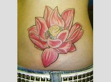 Tatouage Bouddha Avec Fleur De Lotus Tattoo Art