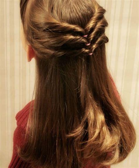 beautiful  girls hairstyles   girl
