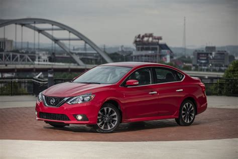 nissan sentra 2017 nissan puts the fun back into the sentra with the 2017 sr