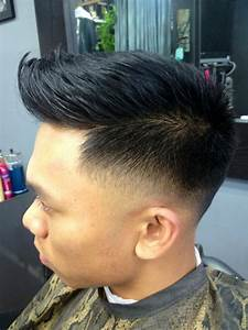 Faux hawk w. High Skin Taper Fade aka Low Skin fade .. Cut ...