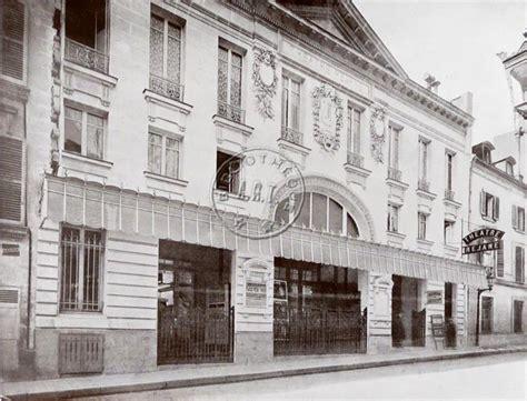 theatre de salle rejane histoire des th 233 226 tres parisiens premi 232 re moiti 233 du 20 232 me si 232 cle