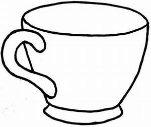 Kaffeetasse Zum Ausmalen : ausmalbilder von tasse ausdrucken malvorlagen kostenlos cliparts free bilder kostenlos clipart ~ Orissabook.com Haus und Dekorationen