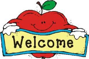 Image result for clip art welcome