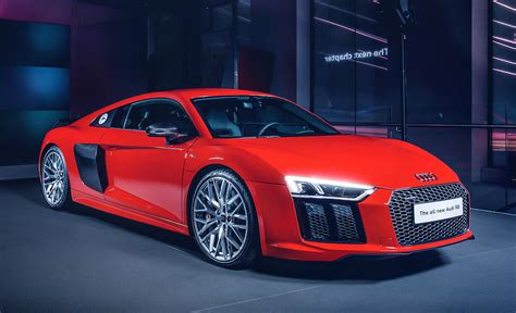 Audi R8 Price by 2016 Audi R8 Uk Specs And Pricing