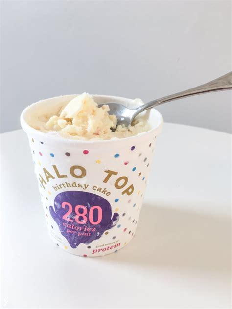 worst halo top flavors popsugar fitness