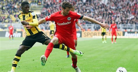 Dortmund vs. Frankfurt Preview: Classic Encounters, Team ...