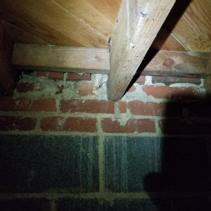 brick home crawl space wall insulation questions