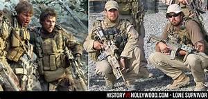 Lone Survivor True Story vs Movie - Real Marcus Luttrell ...