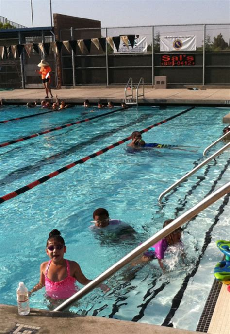 Pool Open On Weekends, Swim Lessons In Selma News