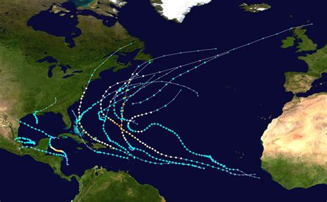 2011 Atlantic Hurricane Season Wikipedia