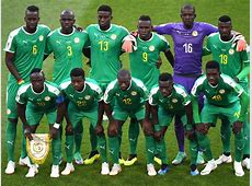 Senegal World Cup Fixtures, Squad, Group, Guide World Soccer
