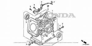 Honda Eu3000is A Generator  Jpn  Vin  Ezgf