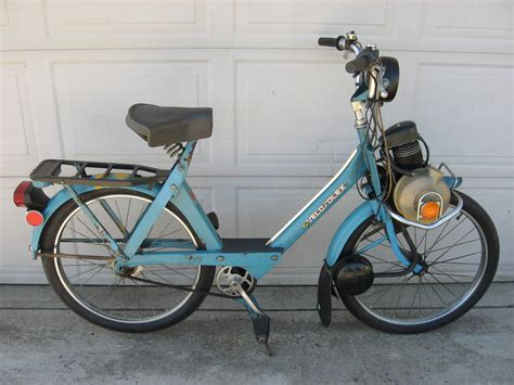 1977 Velosolex Moped Bicycle Made In France ... Solex