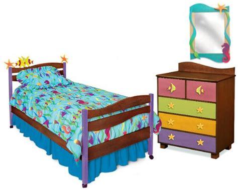 room magic chocolate 5 bedroom set tropical sea