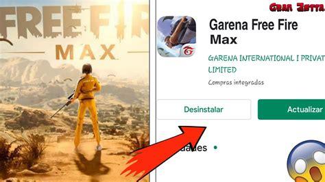 Garena free fire max apk for android. Free Fire Max YA DISPONIBLE / Como Descargar Garena Free ...
