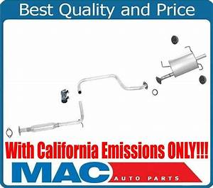 Muffler Exhaust Pipe System Fits Nissan Sentra 200sx 1 6l