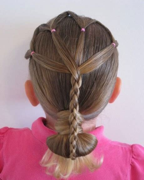 Hairstyles For Kid by Cool Easy Hairstyles For