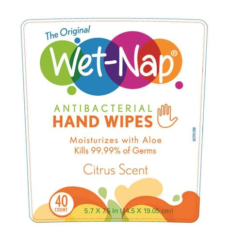 wet nap antibacterial hand wipes cloth professional