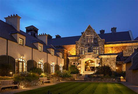 star luxury hotels  clare ireland trump