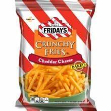 TGI Fridays Crunchy Cheddar Cheese Fry