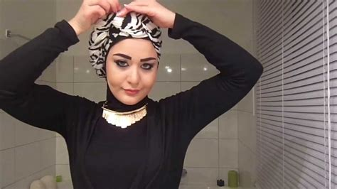 turban hijab tutorial style  youtube