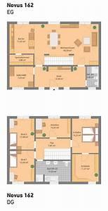 Haus Selbst Entwerfen : haus selber planen kernhaus vita pult grundriss ~ Lizthompson.info Haus und Dekorationen