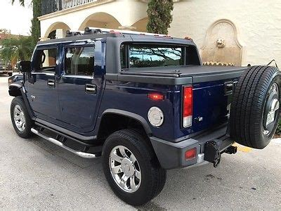 old car owners manuals 2004 hummer h2 head up display hummer h2 2008 florida cars for sale