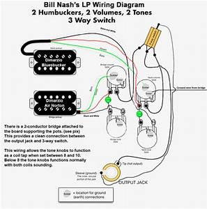 Epiphone Les Paul Standard Wiring Diagram