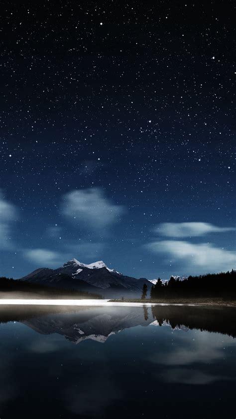 landscape night wallpapersc smartphone