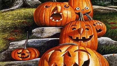 Halloween Funny Desktop Backgrounds Wallpapers Fun Pumpkin