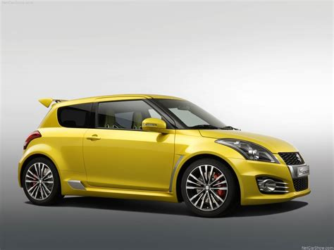 Suzuki Fastest Car by Small Yellow Fast And Eco Friendly Cars Biser3a