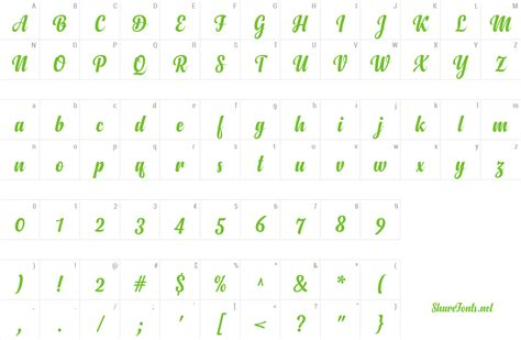 Download Free Font Anydore
