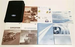 2007 Ford Expedition Owners Manual Eddie Bauer Limited Xlt