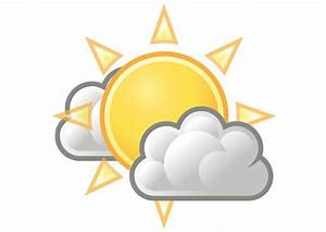 Clip Art Partly Sunny Partly Rainy Clipart - Clipart Suggest