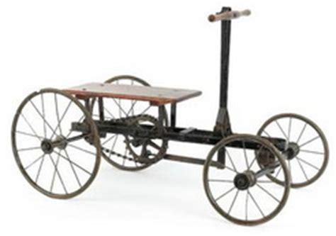 irish mail cart plans diy   mission style twin