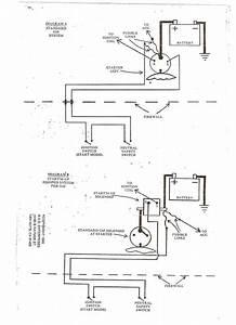 Remote Solenoid Starter Wiring
