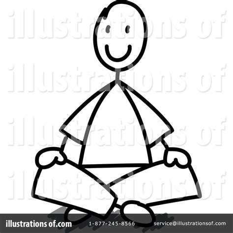 sit nicely clipart black and white sitting clipart 1054001 illustration by frog974