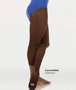 Espresso Size Chart Body Wrappers Totalstretch Convertible Tights