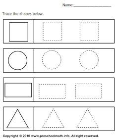 picture talk worksheets for preschoolers 1000 images about preschool shapes on pinterest chalk