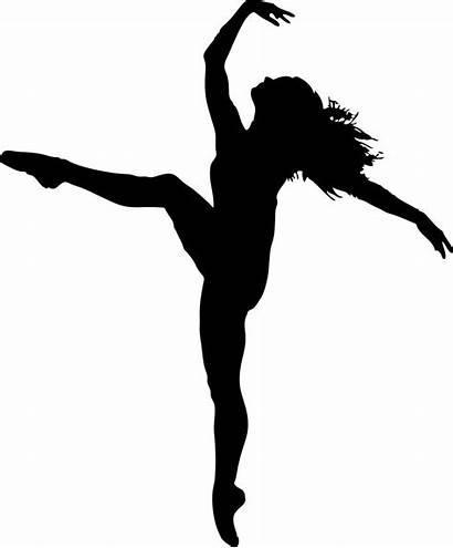 Dancer Transparent Clip Jazz Clipart Ballet Silhouette