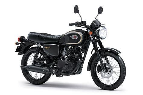 Review Kawasaki W250 by Indonesia Launched Kawasaki W175 Price Pics Specs