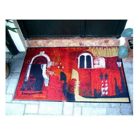 Fußmatten Design Shop by Rosina Wachtmeister Fu 223 Matte Design Quot Venezia Quot Der