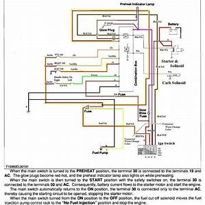 28 Kubota Alternator Wiring Diagram