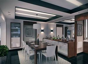 contemporary apartment dining room interior design ideas With modern interior design dining room
