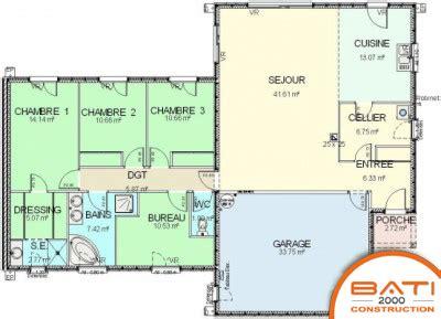 maison plain pied 5 chambres maison plain pied 5 chambres